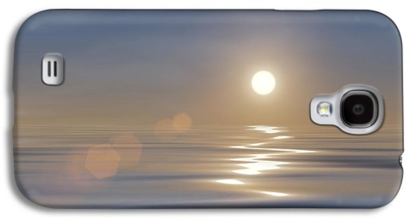 Waterscape Galaxy S4 Cases - Tranquillity Galaxy S4 Case by Wim Lanclus