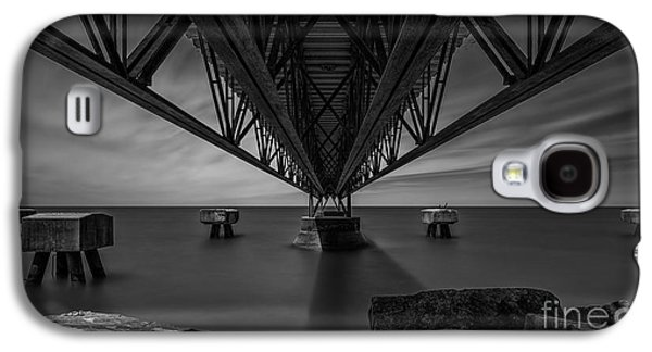 Under The Pier Galaxy S4 Case by James Dean
