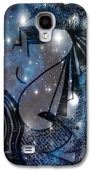 Abstract Forms Galaxy S4 Cases - Universal Feminine Galaxy S4 Case by Leanne Seymour