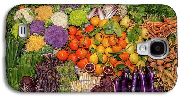 Usa, Massachusetts, Boston, Boston Food Galaxy S4 Case by Jim Engelbrecht