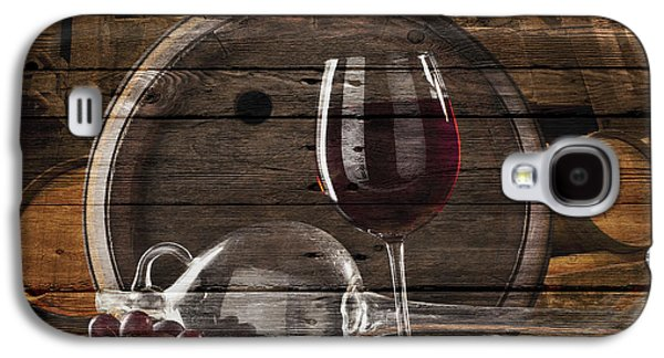 Wine Galaxy S4 Case by Joe Hamilton