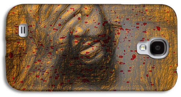 African-american Galaxy S4 Cases - 2014 Whats Going On  Galaxy S4 Case by John Farr
