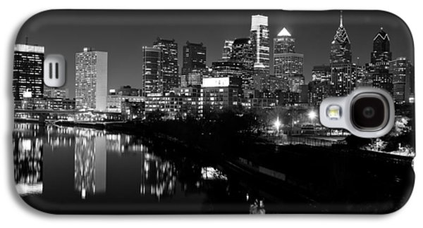 23 Th Street Bridge Philadelphia Galaxy S4 Case by Louis Dallara