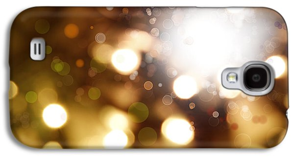 Futuristic Galaxy S4 Cases - Abstract background Galaxy S4 Case by Les Cunliffe