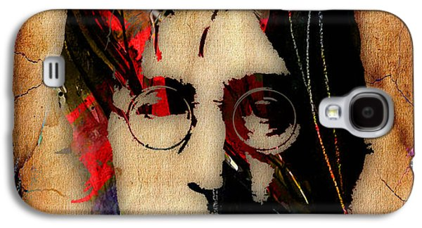 John Lennon Collection Galaxy S4 Case by Marvin Blaine