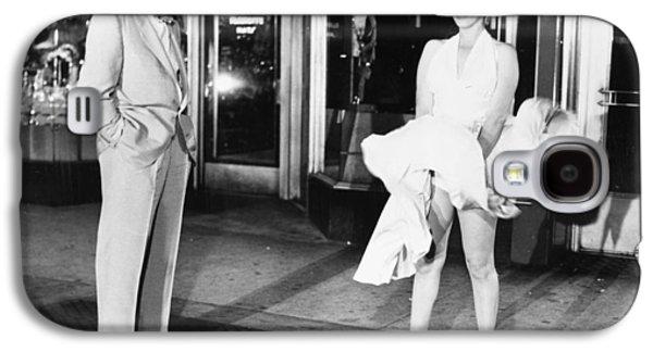 Marilyn Monroe (1926-1962) Galaxy S4 Case by Granger