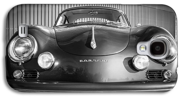 Transportation Photographs Galaxy S4 Cases - 1957 Porsche 1600 Super Galaxy S4 Case by Jill Reger