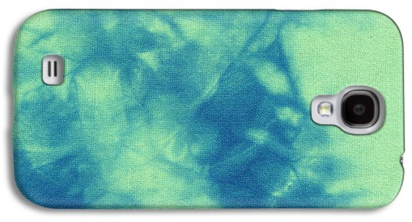 Fantasy Tapestries - Textiles Galaxy S4 Cases - Abstract batik pattern Galaxy S4 Case by Kerstin Ivarsson