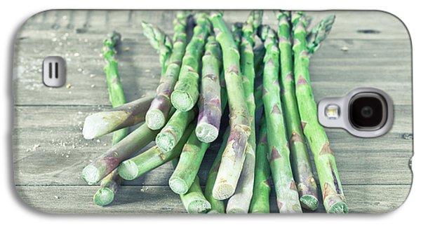 Asparagus Galaxy S4 Case by Tom Gowanlock