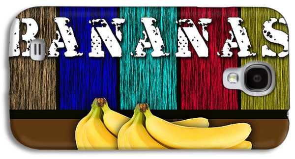 Bananas Galaxy S4 Case by Marvin Blaine