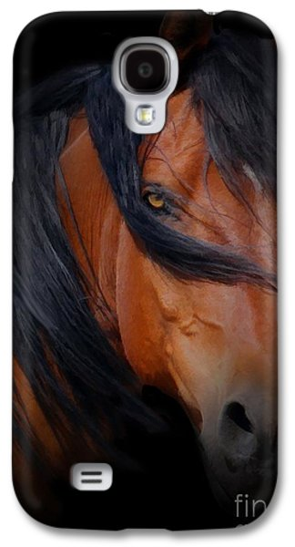 Recently Sold -  - Fantasy Photographs Galaxy S4 Cases - Black Magic Galaxy S4 Case by Stephanie Laird