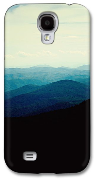 Blue Ridge Mountains Galaxy S4 Case by Kim Fearheiley
