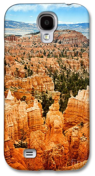 Hammer Galaxy S4 Cases - Bryce Canyon Galaxy S4 Case by Jane Rix