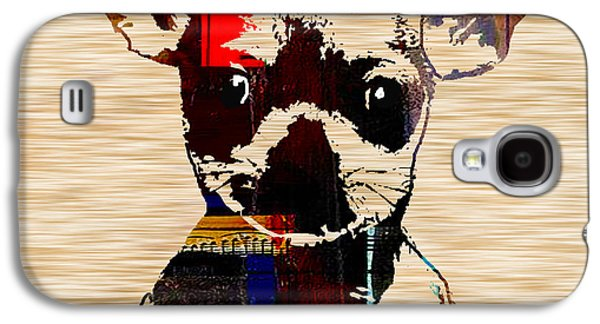 Chihuahua Galaxy S4 Case by Marvin Blaine