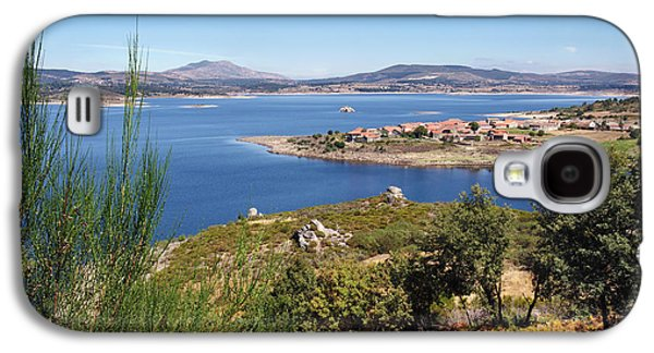 Portugal Galaxy S4 Cases - Countryside Landscape Galaxy S4 Case by Carlos Caetano