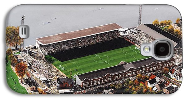 Art Mobile Galaxy S4 Cases - Craven Cottage - Fulham Galaxy S4 Case by Kevin Fletcher