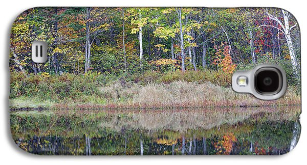 White River Scene Photographs Galaxy S4 Cases - Crawford Notch State Park - White Mountains New Hampshire USA Galaxy S4 Case by Erin Paul Donovan