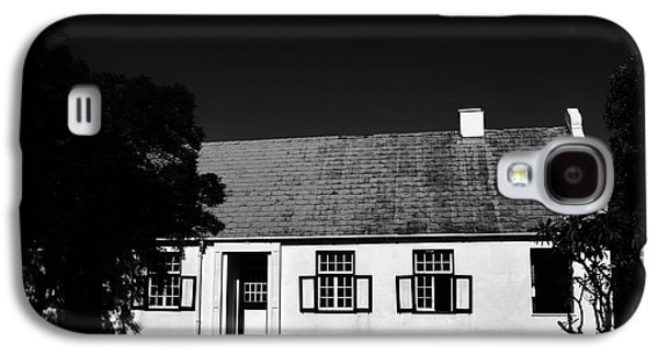 Stellenbosch Galaxy S4 Cases - Farm House Galaxy S4 Case by Werner Lehmann