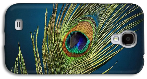 Fed Digital Art Galaxy S4 Cases - Feathers Galaxy S4 Case by Mark Ashkenazi