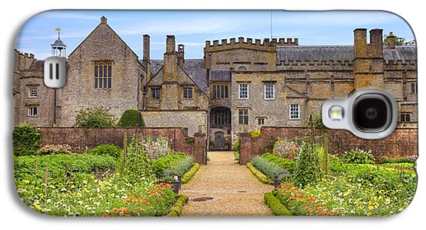 Gardens Photographs Galaxy S4 Cases - Forde Abbey Galaxy S4 Case by Joana Kruse
