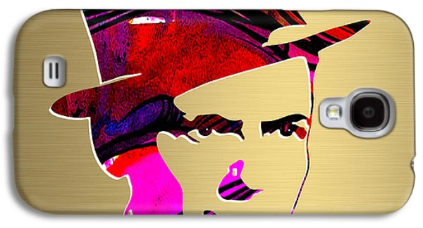 Frank Sinatra Gold Series Galaxy S4 Case by Marvin Blaine