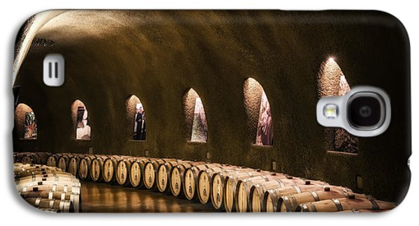 Napa Valley Vineyard Galaxy S4 Cases - Fruits of the Vine Galaxy S4 Case by Mountain Dreams