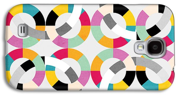 Geometric  Galaxy S4 Case by Mark Ashkenazi