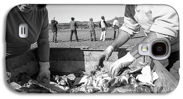 Griffon Vulture Conservation Galaxy S4 Case by Nicolas Reusens