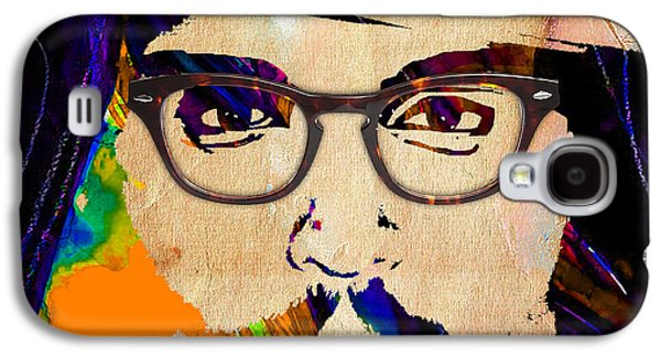 Johnny Depp Collection Galaxy S4 Case by Marvin Blaine