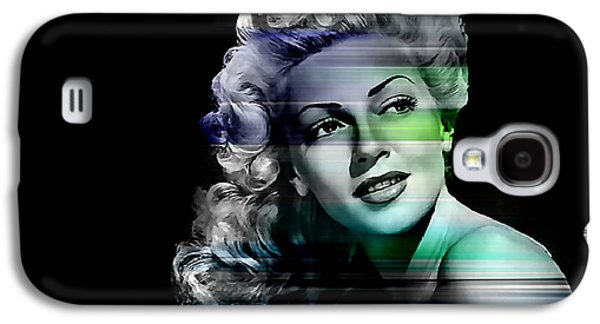 Movie Galaxy S4 Cases - Lana Turner Galaxy S4 Case by Marvin Blaine
