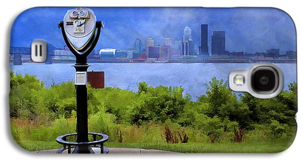 Indiana Scenes Galaxy S4 Cases - Louisville Kentucky Galaxy S4 Case by Darren Fisher