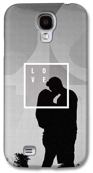 Women Together Galaxy S4 Cases - Love Galaxy S4 Case by Celestial Images
