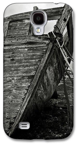 Alga Galaxy S4 Cases - Old abandoned ship Galaxy S4 Case by RicardMN Photography