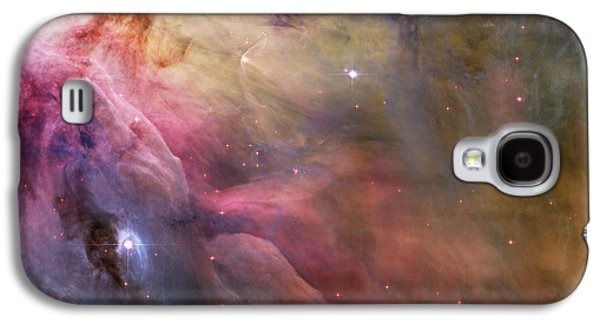 Galaxies Galaxy S4 Cases - Orion Nebula Galaxy S4 Case by Sebastian Musial
