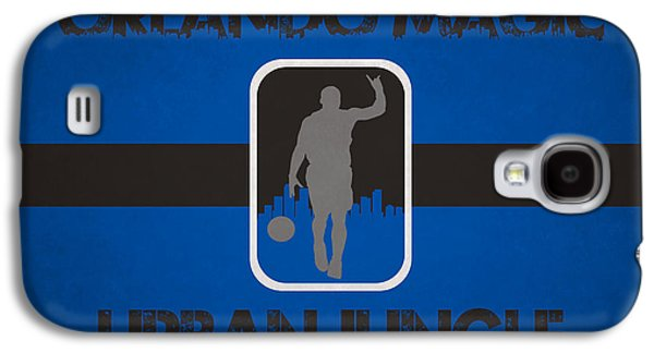 Fantasy Photographs Galaxy S4 Cases - Orlando Magic Galaxy S4 Case by Joe Hamilton