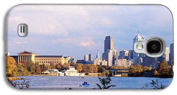 Schuylkill Galaxy S4 Cases - Philadelphia Pa Galaxy S4 Case by Panoramic Images