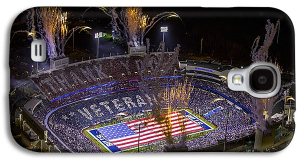 Veterans Stadium Galaxy S4 Cases - Ralph Wilson Stadium Galaxy S4 Case by Anthony Salerno
