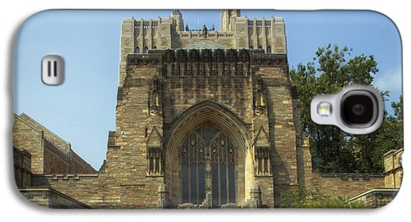 Sterling Galaxy S4 Cases - Sterling Memorial Library - Yale University Galaxy S4 Case by Mountain Dreams