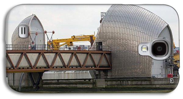Thames Barrier Galaxy S4 Case by Ashley Cooper