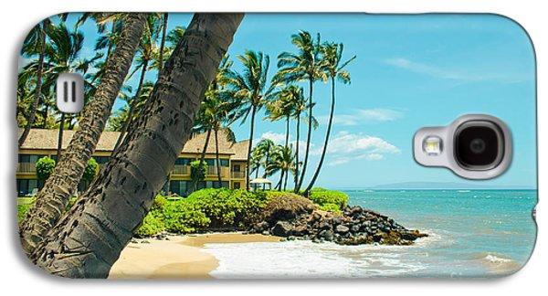 My Ocean Galaxy S4 Cases - Tropical Paradise Galaxy S4 Case by Sharon Mau