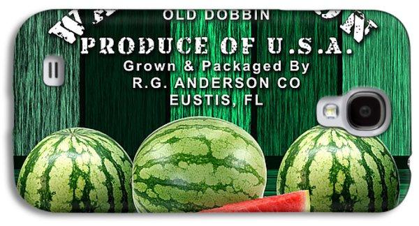 Watermelon Farm Galaxy S4 Case by Marvin Blaine