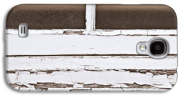 Home Improvement Galaxy S4 Cases - Window frame Galaxy S4 Case by Tom Gowanlock