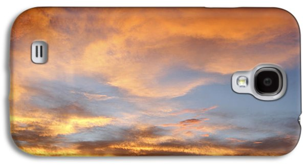 Abstract Nature Galaxy S4 Cases - Bright sky  Galaxy S4 Case by Les Cunliffe