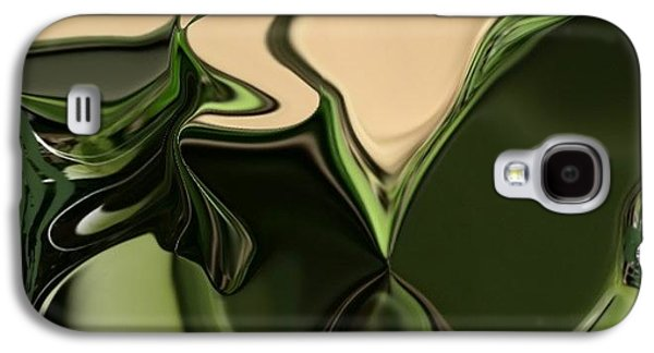 Etc. Mixed Media Galaxy S4 Cases - Digital Art Galaxy S4 Case by HollyWood Creation By linda zanini