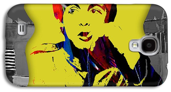 Paul Galaxy S4 Cases - Paul McCartney Collection Galaxy S4 Case by Marvin Blaine