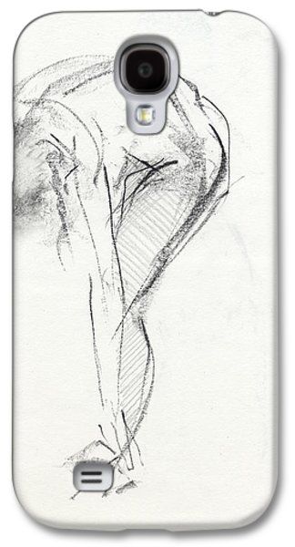 Drawing Galaxy S4 Cases - RCNpaintings.com Galaxy S4 Case by Chris N Rohrbach