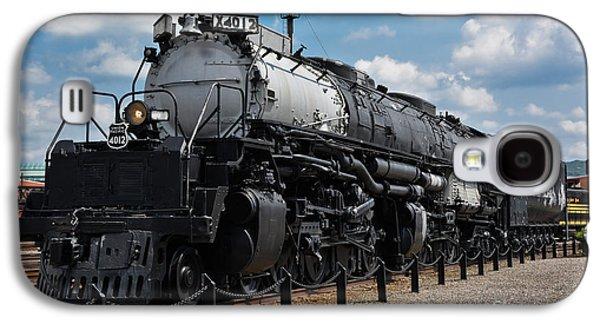 Mechanism Galaxy S4 Cases - 4-8-8-4 Big Boy Locomotive Galaxy S4 Case by Gary Keesler