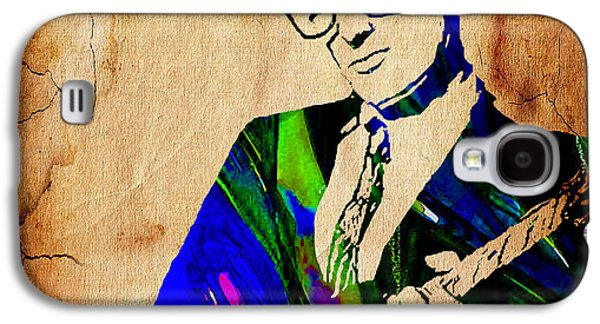 Buddy Holly Collection Galaxy S4 Case by Marvin Blaine