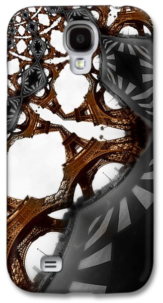 Towe Galaxy S4 Cases - Eiffel Galaxy S4 Case by Mirko Dabic