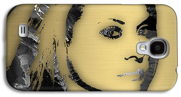Empire Galaxy S4 Cases - Empires Kaitlin Doubleday Rhonda Lyon Galaxy S4 Case by Marvin Blaine